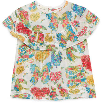 Children's corsage print shirt $390 thestylecure.com