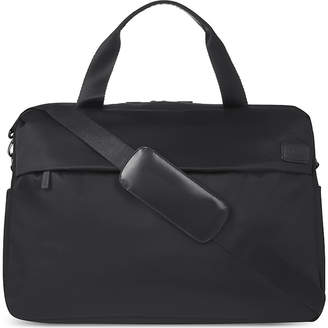 Lipault City plume duffle bag, Anthracite grey