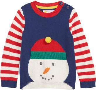 Boden Mini Fun Stripe Knit Sweater