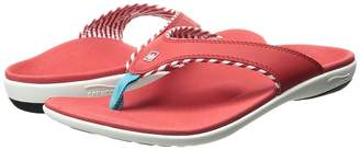 Spenco Candy Stripe Women's Sandals