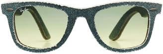 Ray-Ban RB2140 Wayfarer Denim Sunglasses