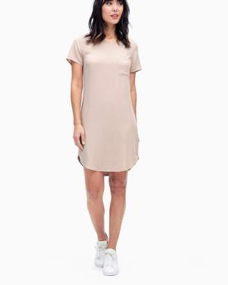 Splendid Pocket Tee Dress