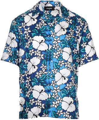 DSQUARED2 2 Hawaii Print Shirt
