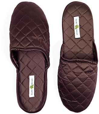Kumi Kookoon Quilted Slippers