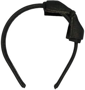 Salvatore Ferragamo bow-embellished hairband