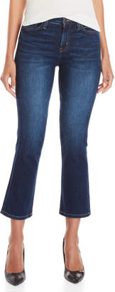Flying Monkey Cropped High-Rise Jeans