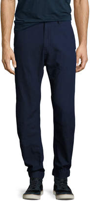 G Star Bronson Tapered Cuffed Pants, Navy