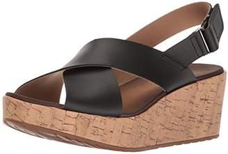 Clarks Women's Stasha Hale4 Wedge Sandal