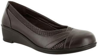 Easy Street Shoes Womens Dena Slip-On Shoe Round Toe