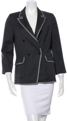 Boy. by Band of Outsiders Wool Double-Breasted Blazer w/ Tags $325 thestylecure.com