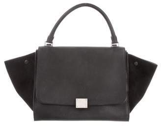 Celine Medium Trapeze Bag Black Medium Trapeze Bag