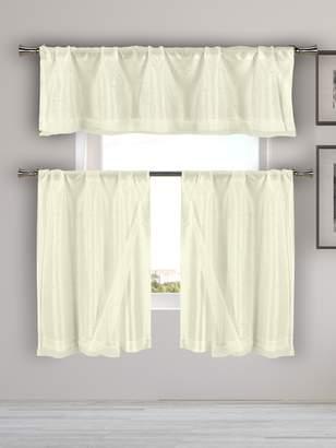 Kensie Pearlie Window Tiers (3 PC)