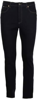 Gucci pants made of soft and stretch dark blue denim