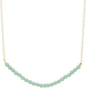 3.1 Phillip Lim Bits Mini Beaded Optimist Bar Necklace