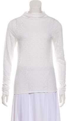 32e2f851d805b2 Rag & Bone Long Sleeve Open Knit Top