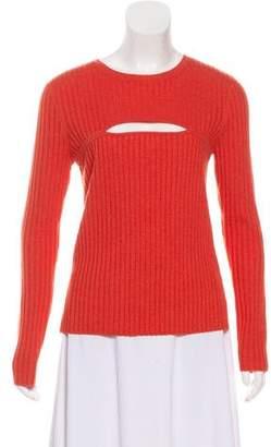 Frame Merino Wool-Blend Sweater