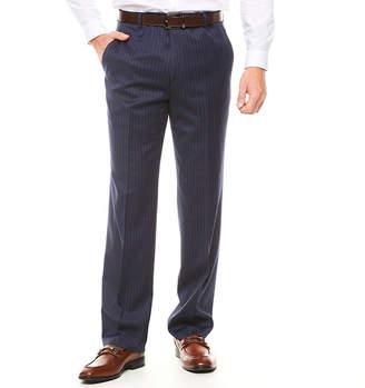 STAFFORD Stafford Stripe Classic Fit Suit Pants