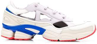 Adidas By Raf Simons cut out runner sneakers