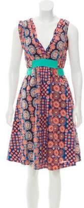 Marc by Marc Jacobs Printed Sleeveless Dress