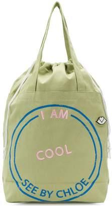 See by Chloe I Am Cool tote bag
