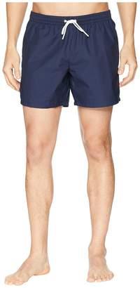 Lacoste Solid Swim Short Length Men's Swimwear