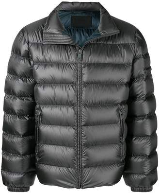 Prada down feather padded jacket