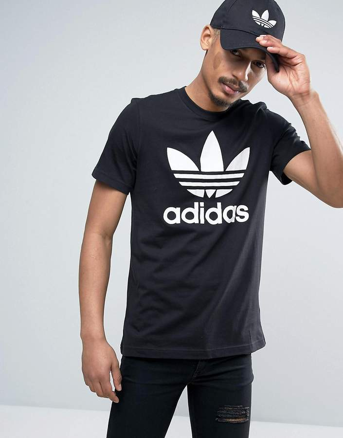 adidas Originals T-Shirt With Trefoil Logo AJ8830