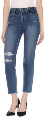 Joe's Jeans Debbie High Rise Ankle Jeans
