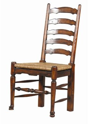 Furniture Classics English Country Solid Wood Dining Chair (Set of 2) Furniture Classics