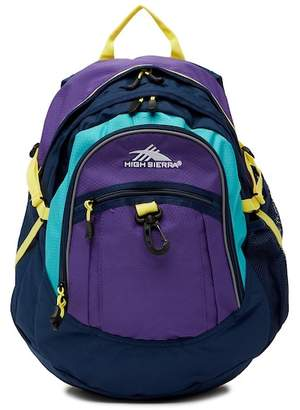 High Sierra FatBoy Water Repellent Back pack