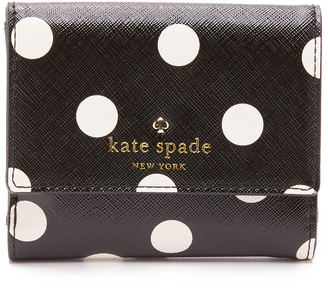 Kate Spade New York Tavy Small Wallet $88 thestylecure.com