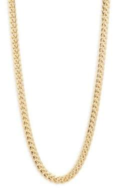 Saks Fifth Avenue Miami 14K Gold Link Necklace/20""