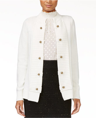 Maison Jules Sailor Cardigan, Only at Macy's $79.50 thestylecure.com