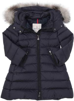 Moncler Abelle Nylon Down Jacket