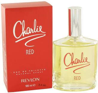 CHARLIE RED by Revlon Eau De Toilette Spray for Women (3.3 oz) $30 thestylecure.com