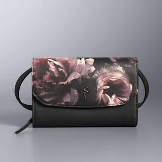 ... Vera Wang Simply Vera Signature Envelope Crossbody Bag fc295c1a98ca9