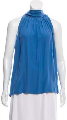 Barbara Bui Sleeveless Silk Top w/ Tags