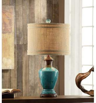 """Crestview Collection Napa 27"""" Table Lamp Crestview Collection"""
