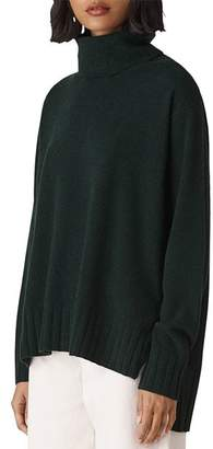 Whistles Cashmere Turtleneck Sweater