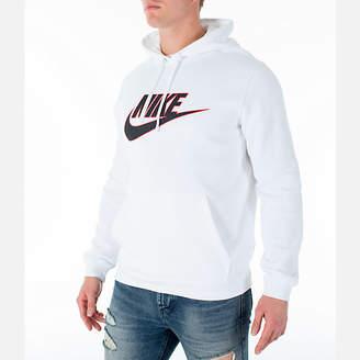 Nike Men's HBR Fleece Hoodie