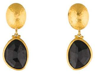 Gurhan 24K Spinel Drop Earrings