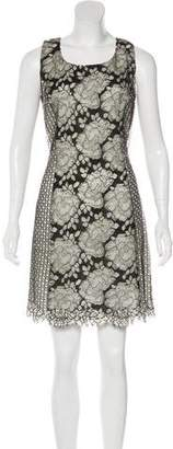 Andrew Gn Lace Shift Dress