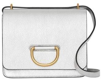 Burberry The Small Metallic Leather D