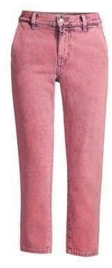 Current/Elliott The Confidant Cropped Jeans