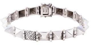 Anita Ko 14K Diamond Medium Spike Bracelet