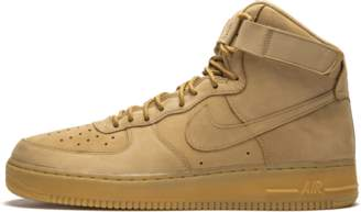 Nike Force 1 High '07 LV8 'FLAX' - Flax/Outdoor Green