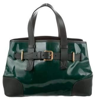 Belstaff Leather Handle Bag