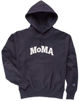 Champion (チャンピオン) - チャンピオン Champion フーディー MoMA Edition M ネイビー