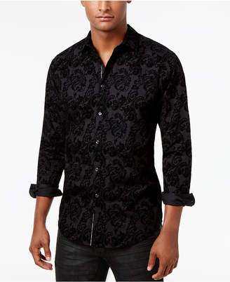 INC International Concepts I.n.c. Paisley Shirt, Created for Macy's
