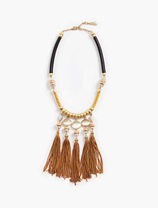 Lucky Brand SILK CORD NECKLACE